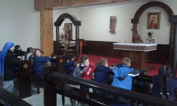Un nuevo apostolado en una escuela basiliana en Bowen, Argentina
