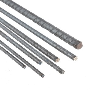 acero, hierro corrugado