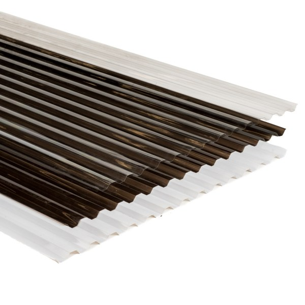 lámina policarbonato greca, construcción