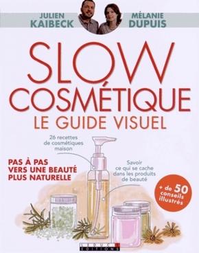 Livre Slow cosmétique