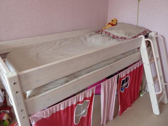 Vend Lit Mezzanine Enfant Fille Meubles Dcoration Lits