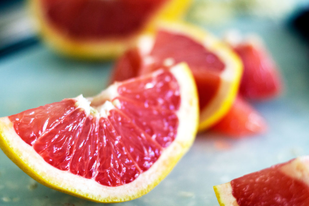 Tangy Grapefruit Smoothie Recipe
