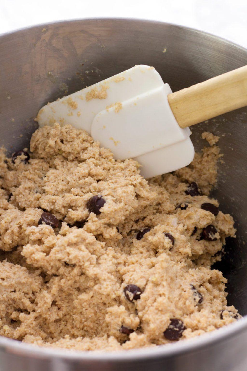 dough for ginger vegan scones recipe