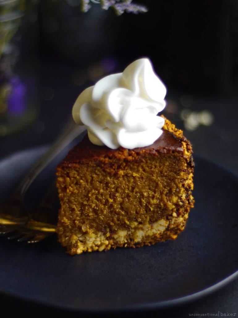 baked-dairy-free-pumpkin-cheesecake-grain-free-gluten-free-refined-sugar-free