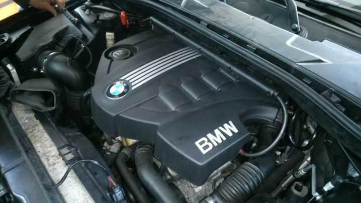 BMW 118D   Pucanje pogonskog lanca 13