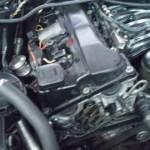 BMW 316 losa kompresija