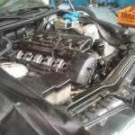BMW E46 coupe, M54