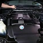 BMW 320D - demontaza i montaza turbine