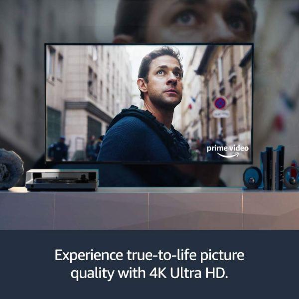 Fire TV Stick 4K Jailbroken New version 2019 Alexa voice remote VPN + Ad  Blocker