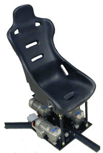 710-3-500 Motion Base Platform 500 pound payload with seat