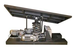 motion base, motion base platform, three axis, 3DOF