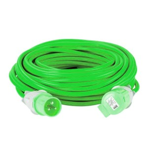 25 Meters Extension Lead 110 Volts 16 Amp - SERV Plant Hire