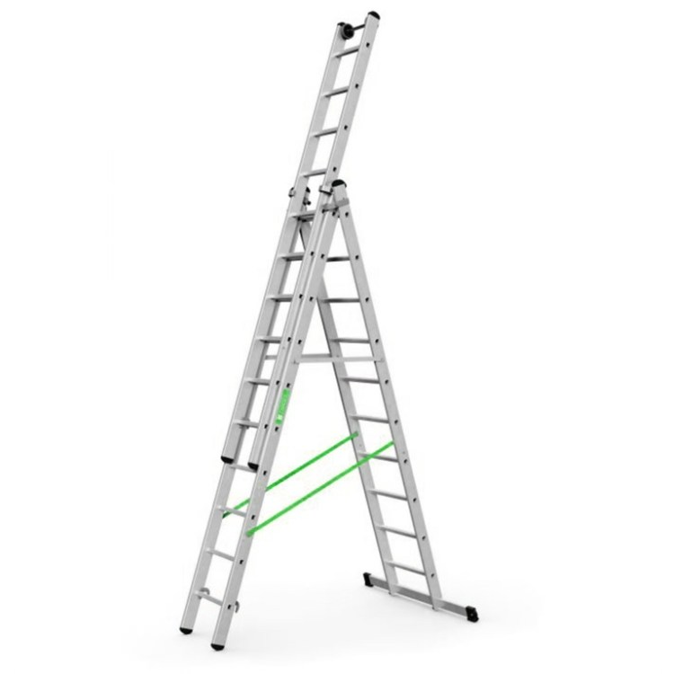 3 Part Skymaster Ladder - SERV Plant Hire
