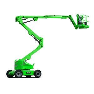 Articulated Boom Lifts - SERV Plant Hire