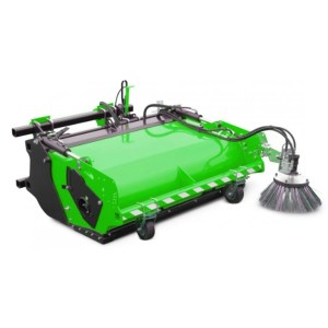 Pick Up Sweeper Attachment - SERV Plant Hire