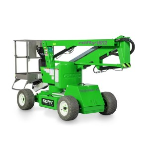 Telescopic Boom Lifts - SERV Plant Hire