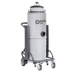 Industrial Wet & Dry Vacuum Cleaner - SERV Plant Hire