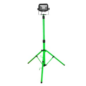 Tripod Mounted Single Floodlight - SERV Plant Hire