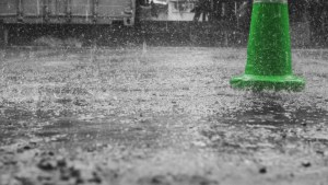 Managing waterlogged sites in the winter - SERV Plant Hire