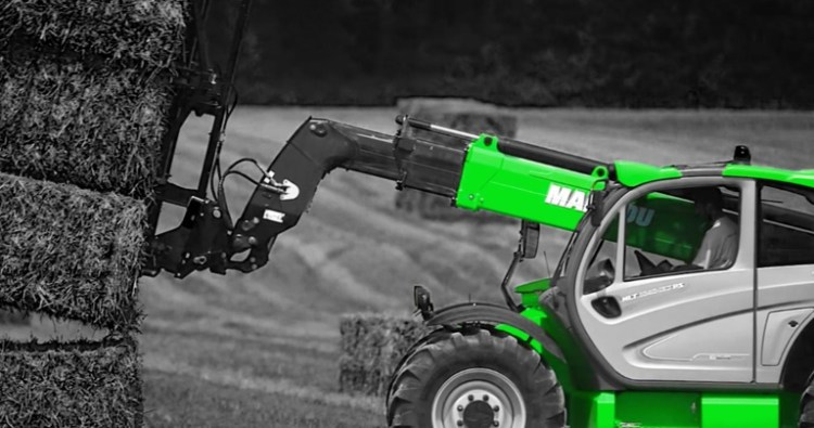 What Can A Telehandler Be Used For - SERV Plant Hire