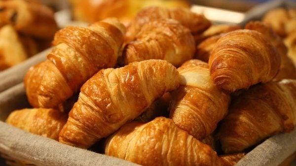 Croissante, Dulciuri