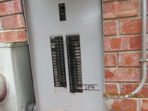 Home inspection Electrical
