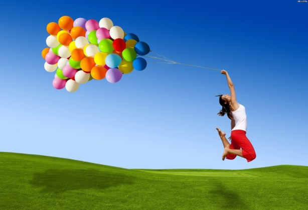 kobieta-balony