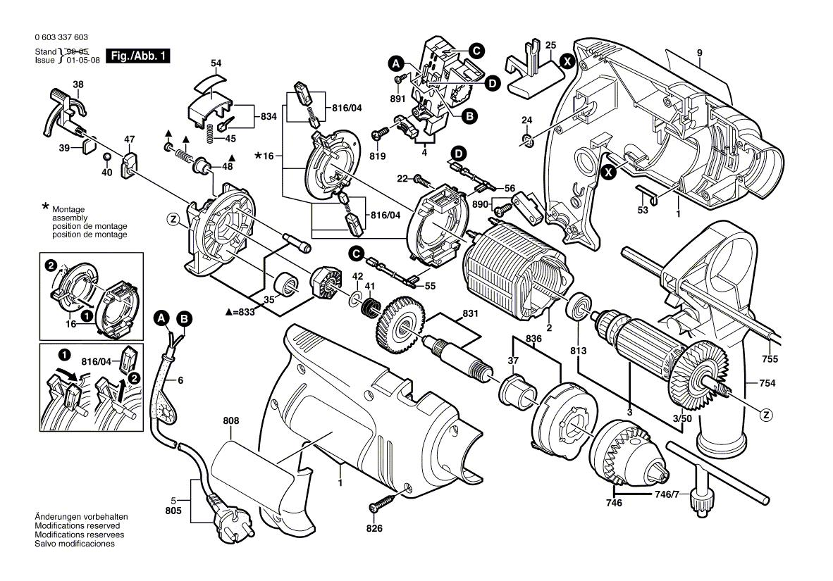 Zetor Part Diagram