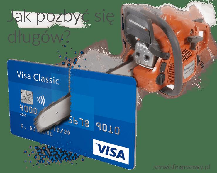 likwidujemy karty kredytowe