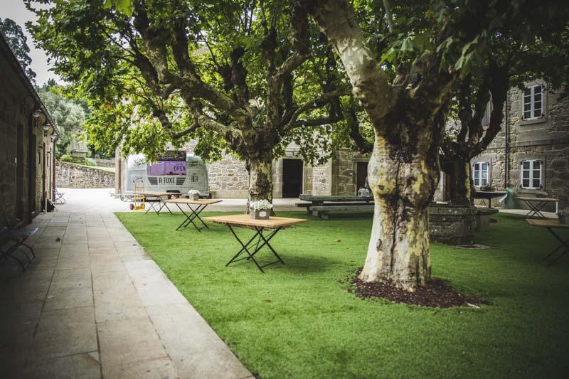 Pazo Toxeiriña para bodas en Pontevedra