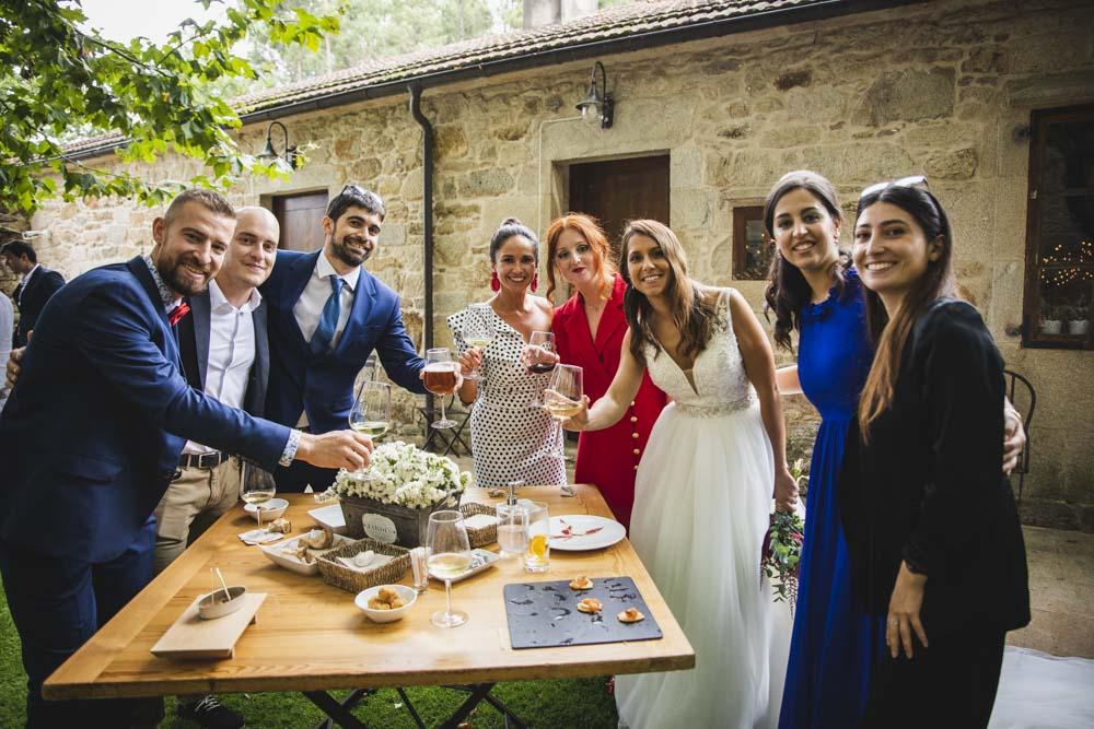 que fotos hacer en una boda cocktail