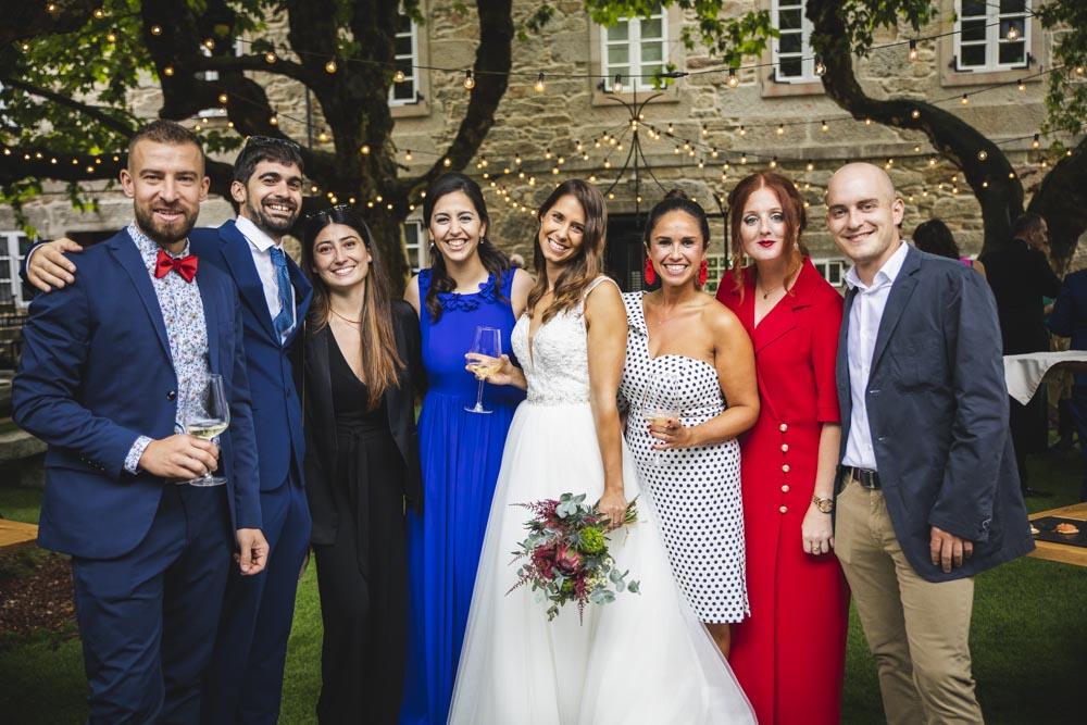 que fotos hacer en una boda invitados