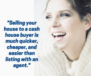 lady smiling - we buy homes toledo oh