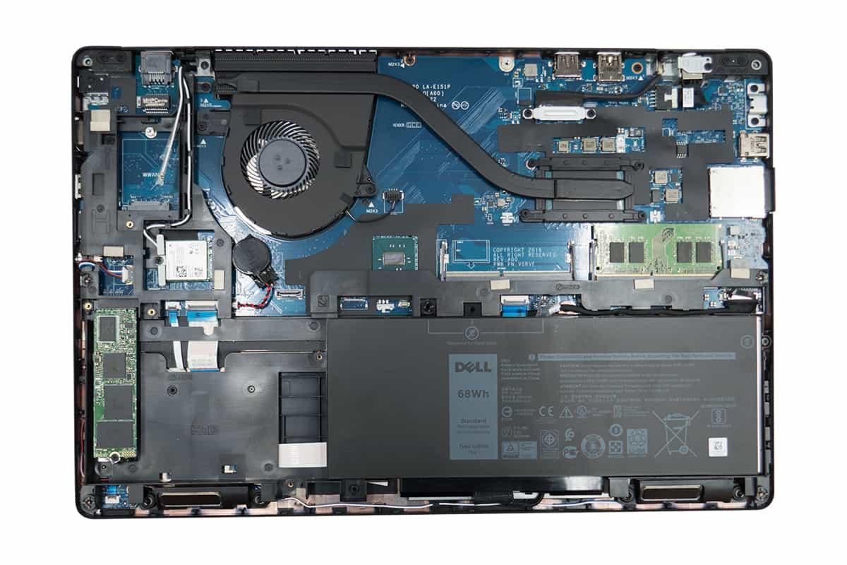e5580-composants