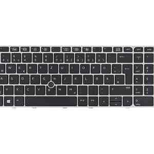 Clavier Allemand pour HP 850 G3
