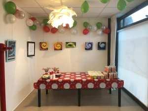 tavola compleanno da Sesè Education