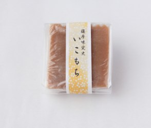 鹿児島の郷土菓子煎粉餅(いこもち)の魅力