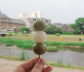 茶だんご(京都/鍵長)