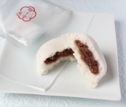 かるかん饅頭(鹿児島/梅月堂)