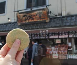 よもぎ餅(奈良/中谷堂)
