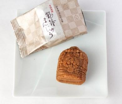 釣鐘まんじゅう(大阪/釣鐘屋本舗)