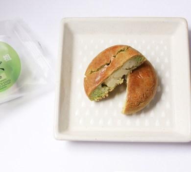 チーズ饅頭 抹茶(宮崎/風月堂)