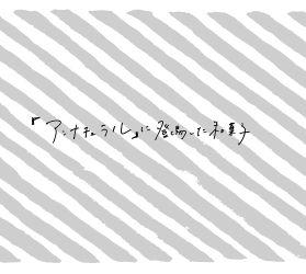 「アンナチュラル」に登場した和菓子【和菓子とドラマ】