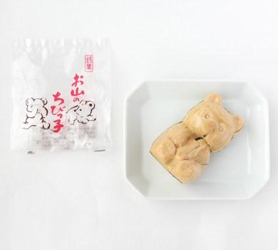 お山のちびっ子(北海道/いよだ菓子店)