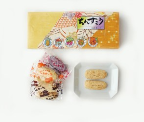 ちんすこう(沖縄/名嘉真製菓本舗)