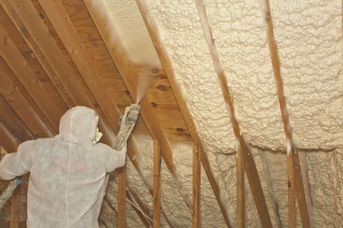 Retrofit Spray Foam Insulation Solutions