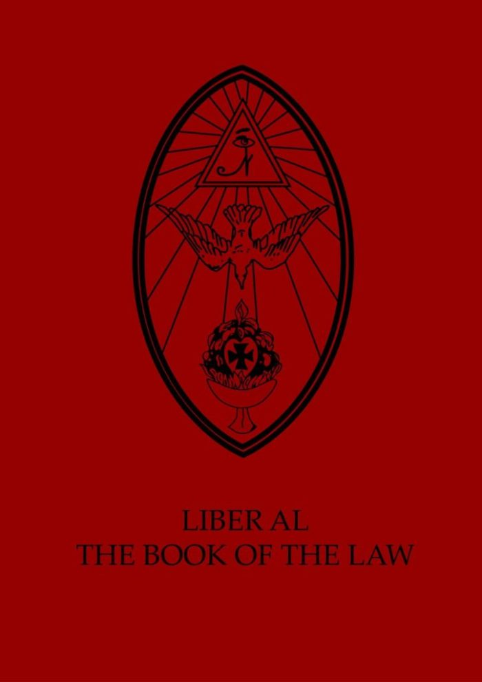 Liber AL - The Book Of The Law - Seshat Publishing House Universal