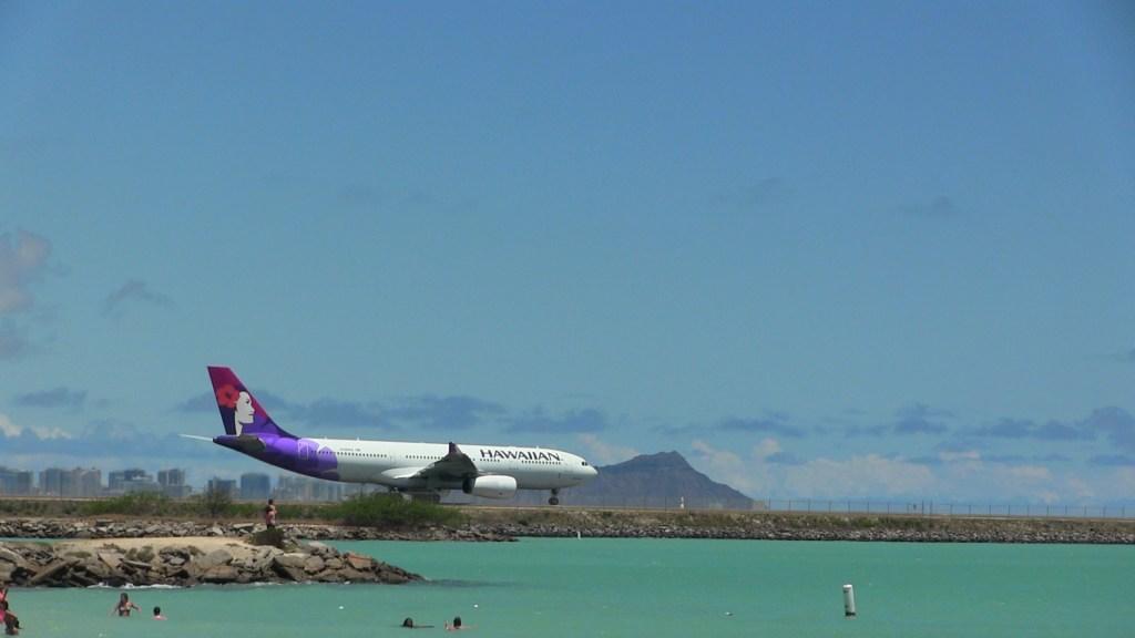 ベストアロハ ハワイアン航空
