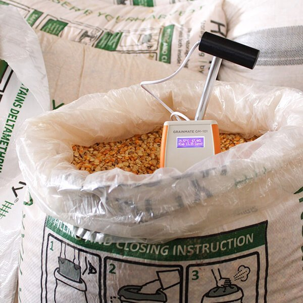 How To Measure Moisture Content In Grains
