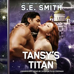 Tansy's Titan is out now in audiobook
